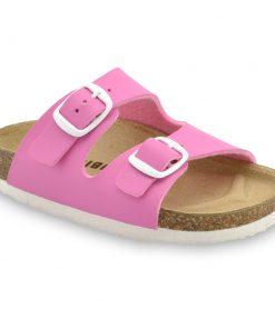 ARIZONA papuče pre deti - koženka (23-29)
