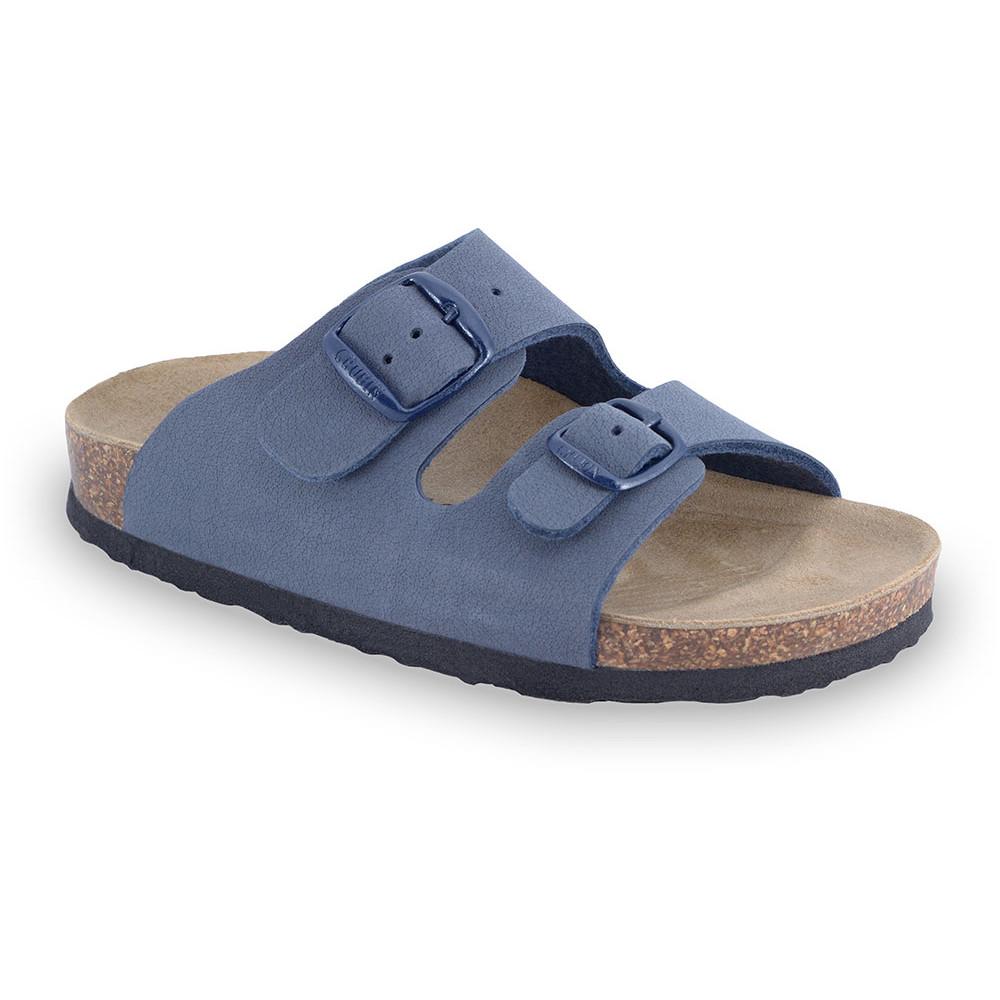 ARIZONA Detské papuče (30-35) - modrá, 31
