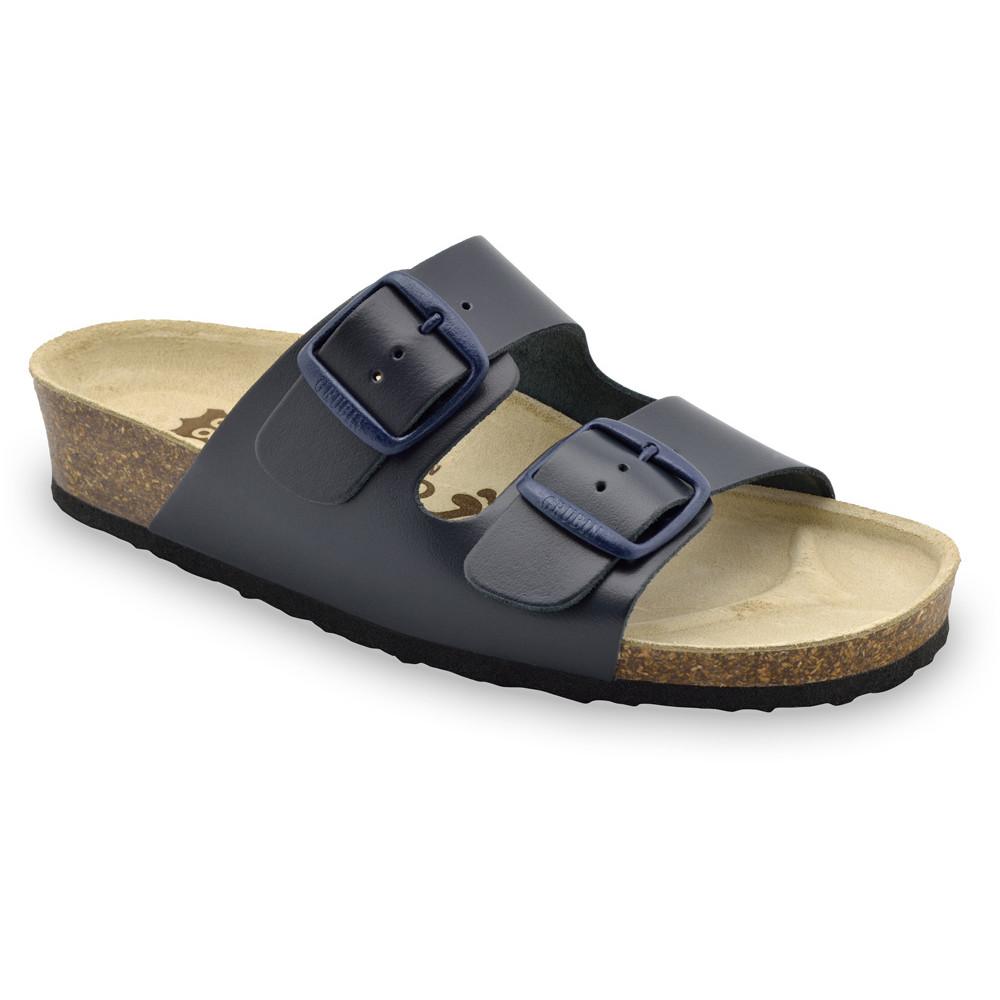ARIZONA papuče pre dámy - koža (36-42)