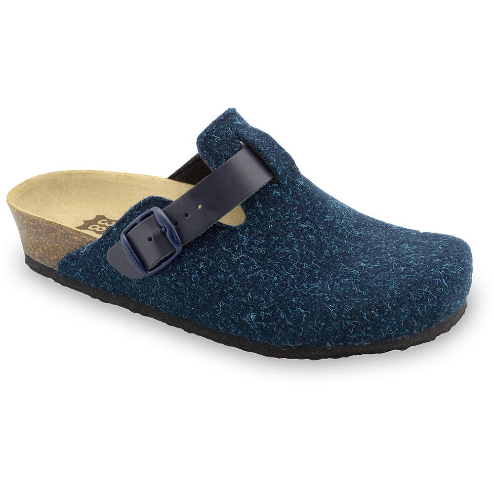 RIM domáca zimná obuv pre dámy - plsť (36-42)