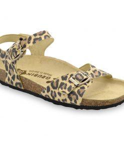 RIO sandále pre dámy - koža (36-42)