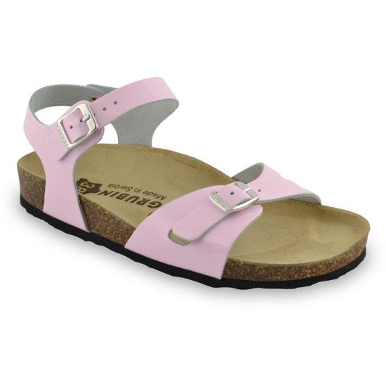 RIO Kožené dámske sandále (36-42)