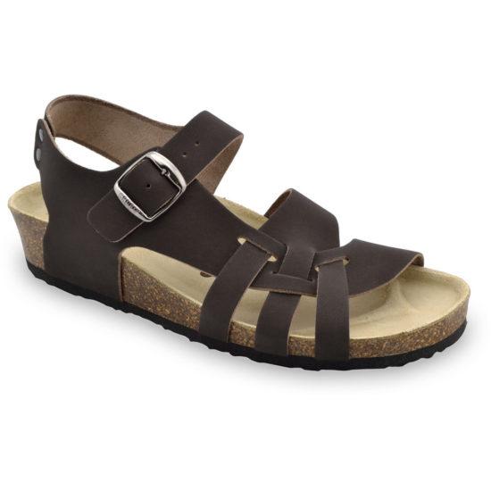 PISA Kožené dámske sandále (36-42)