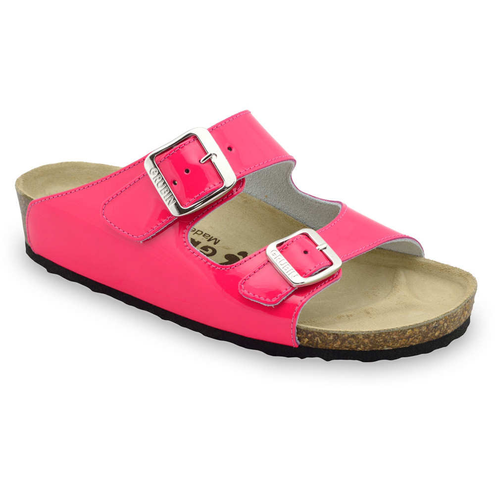 Kairat Kožené dámske papuče (36-42)
