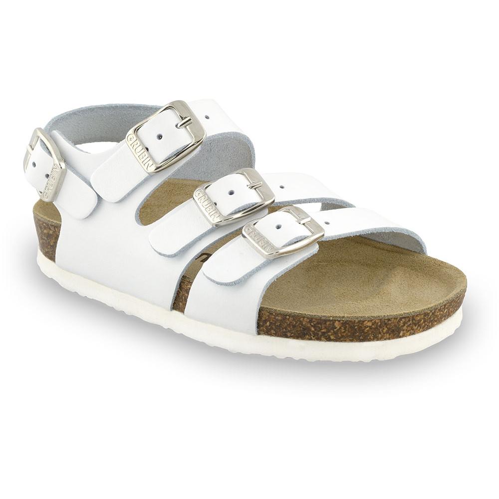Camber Kožené detské sandále (30-35)