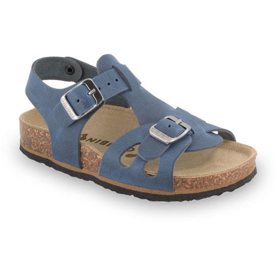 ORLANDO sandále pre deti - koža (23-29)