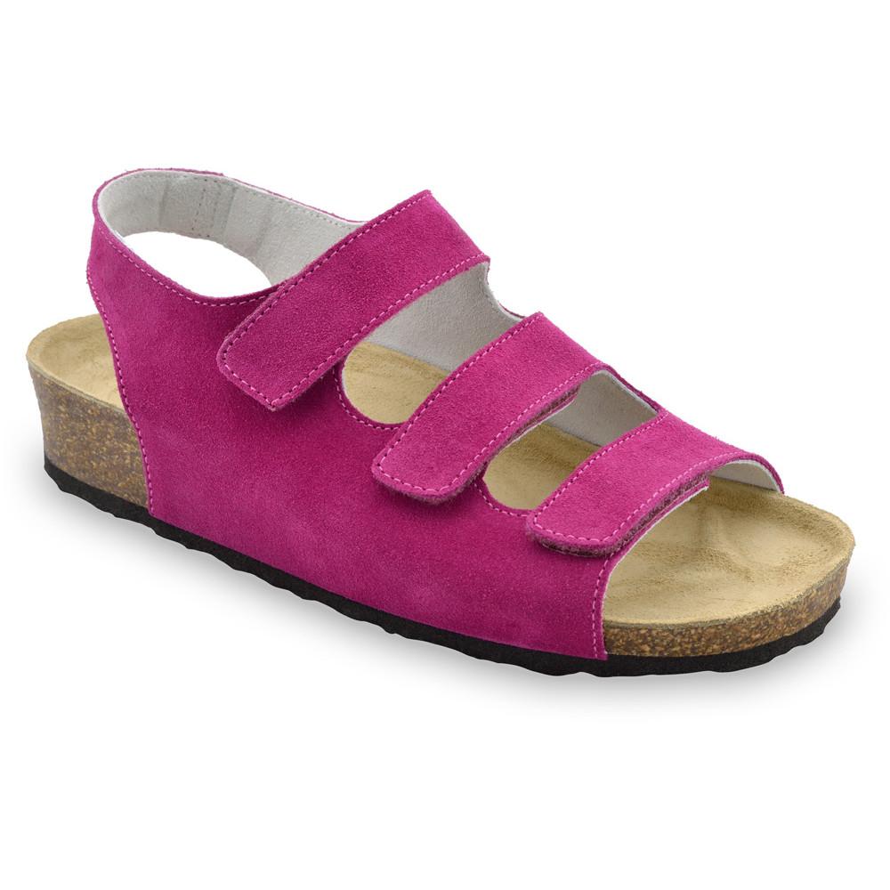 MEDINA Kožené dámske sandále (36-42)