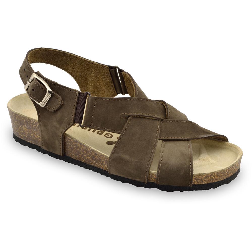 MONA Kožené dámske sandále (36-42)