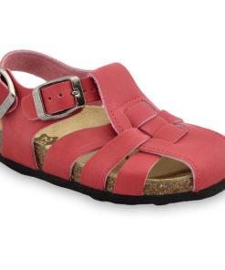 PAPILIO sandále pre deti - koža (23-30)