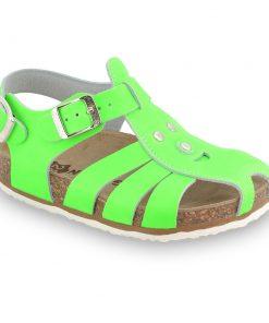 FUNK sandále pre deti - koža (23-30)