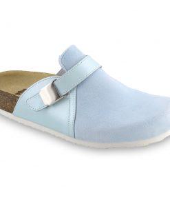 INDIO papuče uzavreté pre dámy - pliš (36-42)