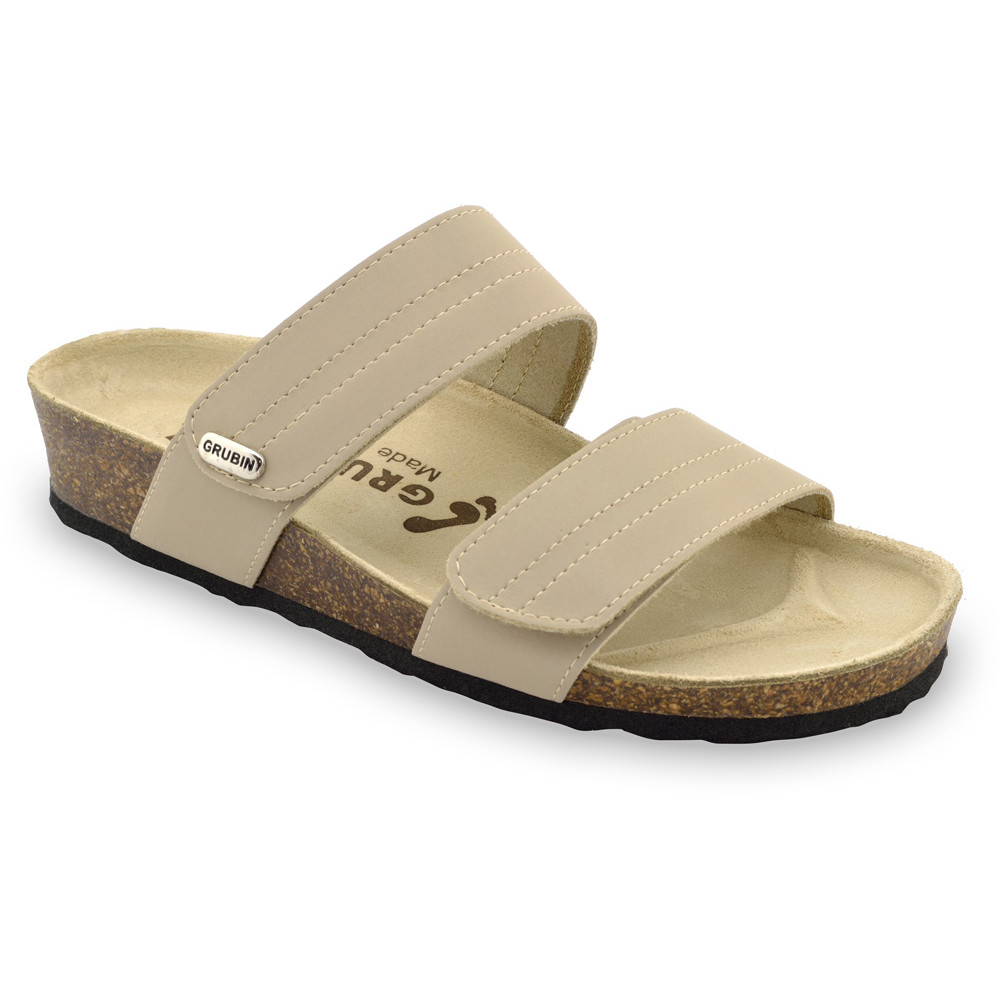 MALTA papuče pre dámy - koža (36-42)