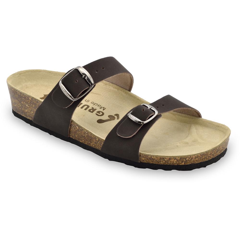 EDITH papuče pre dámy - koža (36-42)