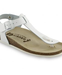 TOBAGO sandále s oporou palca pre dámy - koža (36-42)