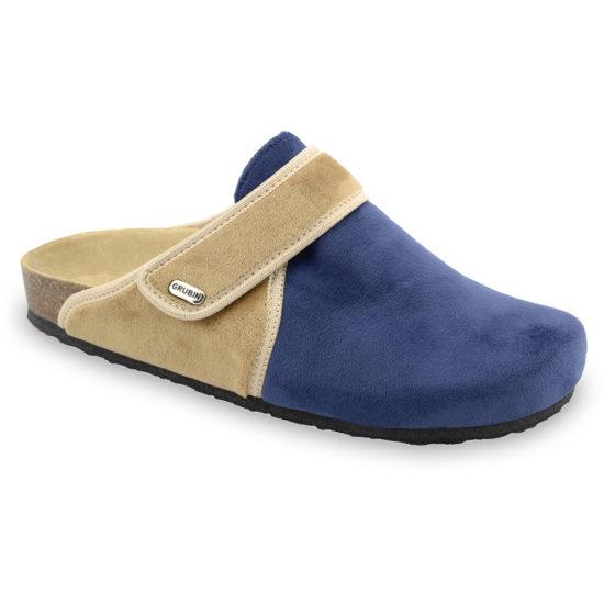 OREGON domáca zimná obuv pre pánov - pliš (40-49)