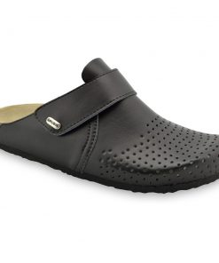 OREGON papuče uzavreté pre pánov - koža (40-49)