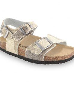 ROBY sandále pre deti - tkanina (30-35)