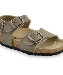 ROBY sandále pre deti - koženka (30-35)