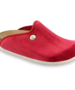 CAKI domáca zimná obuv pre deti - pliš (27-35)