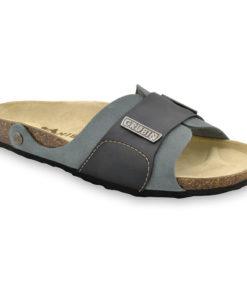 DARKO papuče pre pánov - koža (40-49)