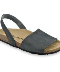 BOSS sandále pre pánov - koža nubuk (40-49)