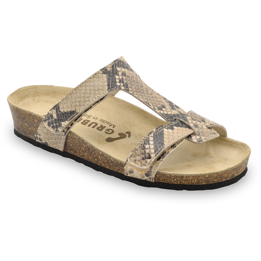 RIMINI papuče pre dámy - koža (36-42)