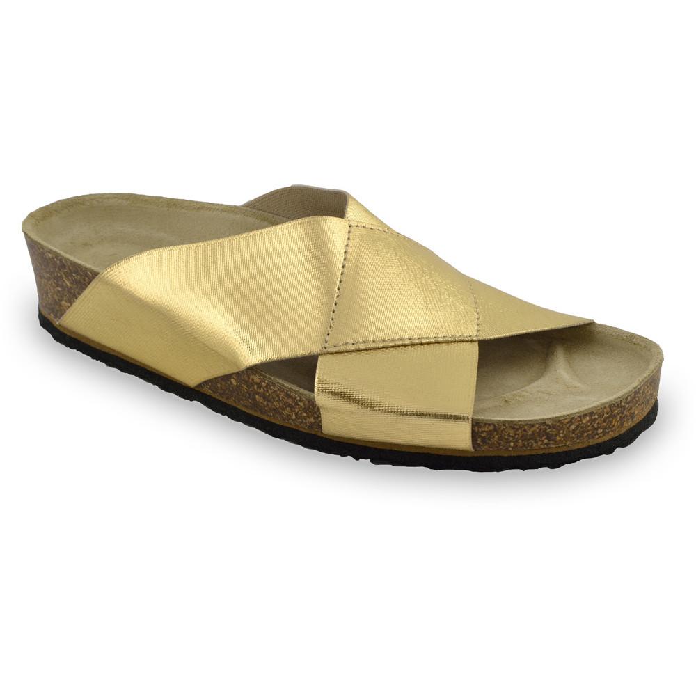 IVA papuče pre dámy - tkanina (36-42)