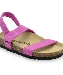 RAMONA sandále pre deti - tkanina (23-29)