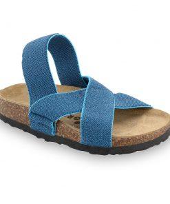 LUI sandále pre deti - tkanina (23-29)