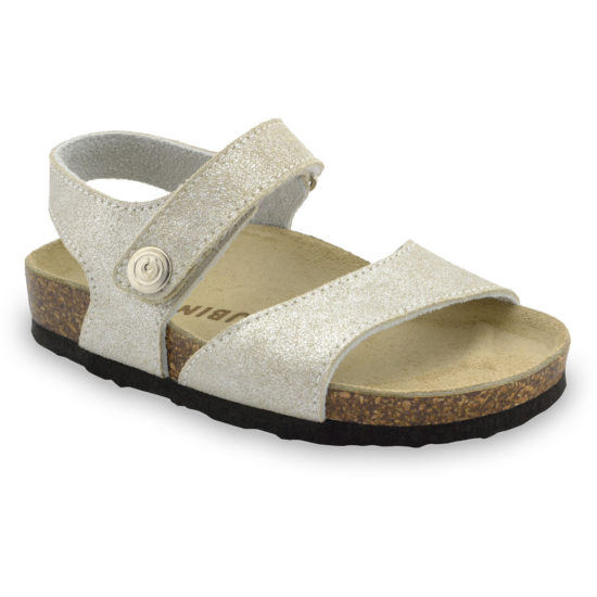 LEONARDO sandále pre deti - koža (23-29)