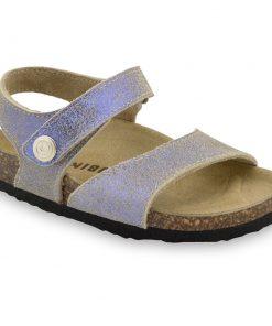 LEONARDO sandále pre deti - koža (30-35)