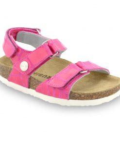 DONATELO sandále pre deti - koža (30-35)