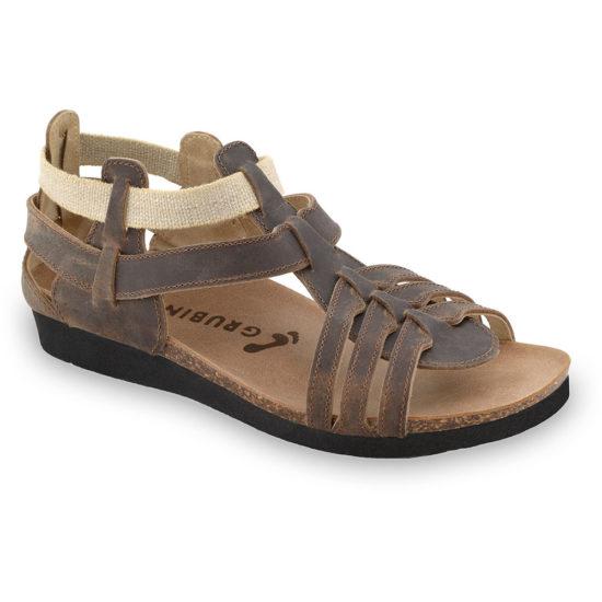 ANASTASIJA sandále pre dámy - koža (36-42)