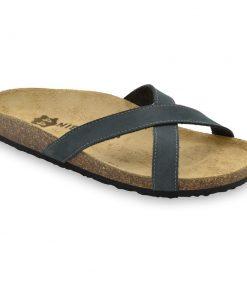 NORRIS papuče pre pánov - koža (40-49)