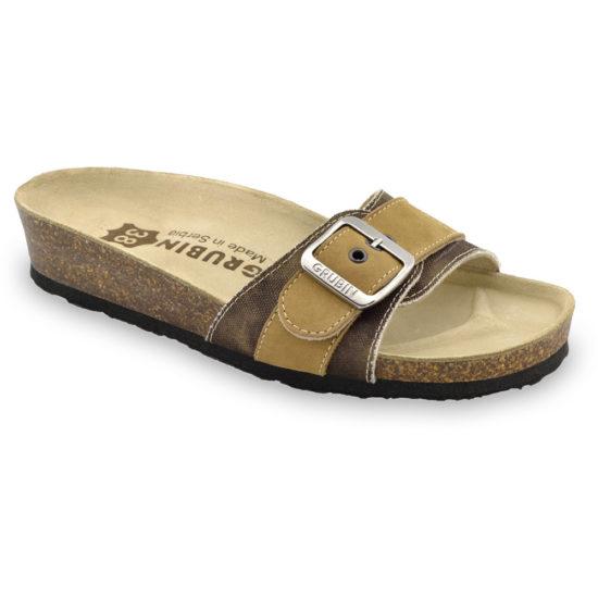 TIFANI papuče pre dámy - tkanina (36-42)