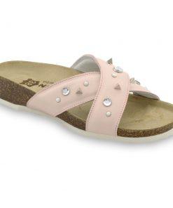 DAKOTA papuče pre dámy - koža (36-42)