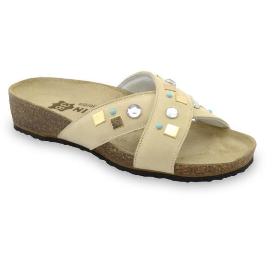 ELLE papuče pre dámy - koža (36-42)