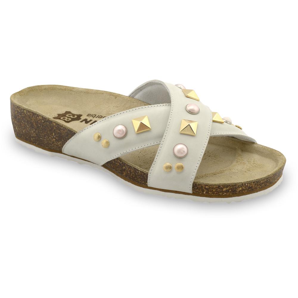 6aa7d1ba3 CHLOE papuče pre dámy - koža (36-42) | Grubin