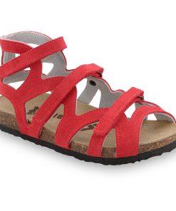 MERIDA sandále pre deti - koža (30-35)