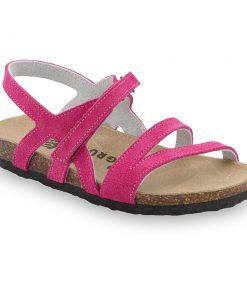 BELLE sandále pre deti - koža (30-35)