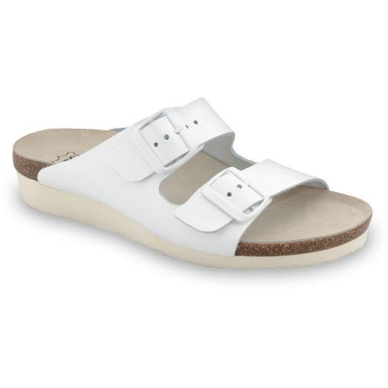 TULSA papuče silverplus - koža (36-42)