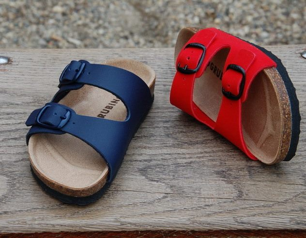 Grubin - anatomická obuv