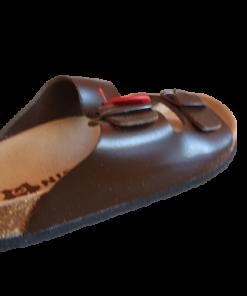 Papuče pre dámy   dopredaj   hnedé